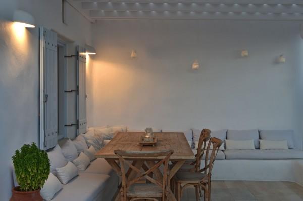Location de maison, Daphné, Grèce, Cyclades - Paros