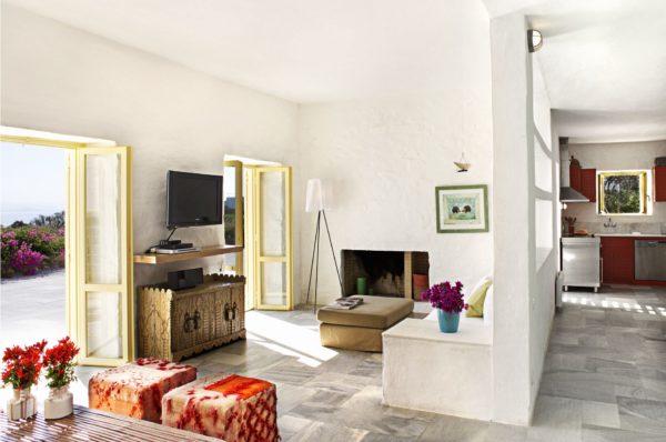 Location de maison, Santa Maria Beach House, Grèce, Cyclades - Paros