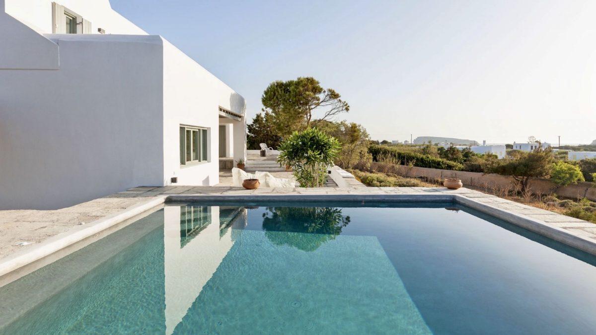 Location de maison, Santa Maria Retreat, Onoliving, Grèce, Cyclades - Paros