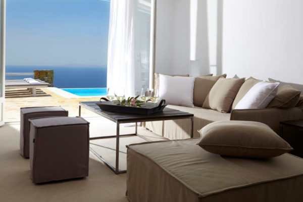 Location de maison de vacances, Onoliving, Grèce, Cyclades - Mykonos