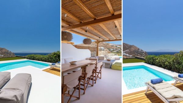 Location de maison de vacances, Villa 9785, Onoliving, Grèce, Cyclades - Mykonos