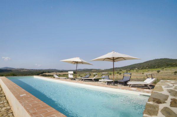 Location de Maison de Vacances - Villa Barbera - Onoliving - Italie - Toscane - Maremme