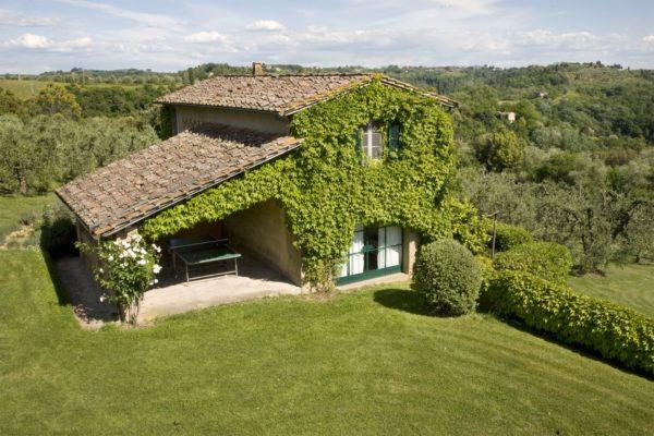 Location de Maison de Vacances - Villa Centolivi - Onoliving - Italie - Toscane - Chianti
