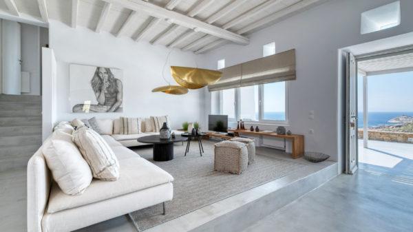 Location de maison de vacances, Villa 9534, Onoliving, Grèce, Cyclades - Mykonos
