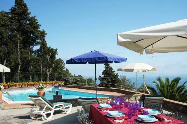 Location de maison, Villa Caprese, Italie, Campanie - Île de Capri