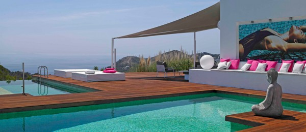 Location de maison, Flower Power, Espagne, Baléares - Ibiza