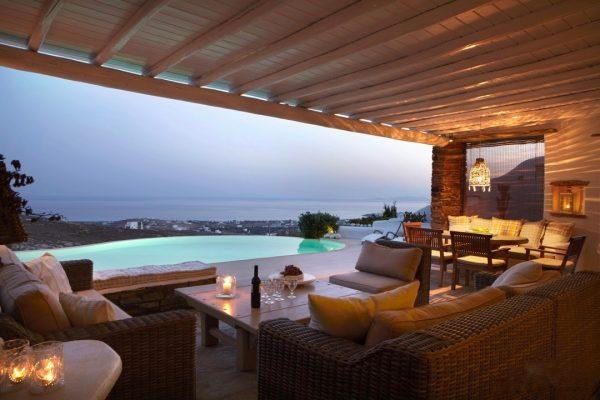 Villa Myra- Cyclades - Tinos, Grèce |Location Vacances, Onoliving
