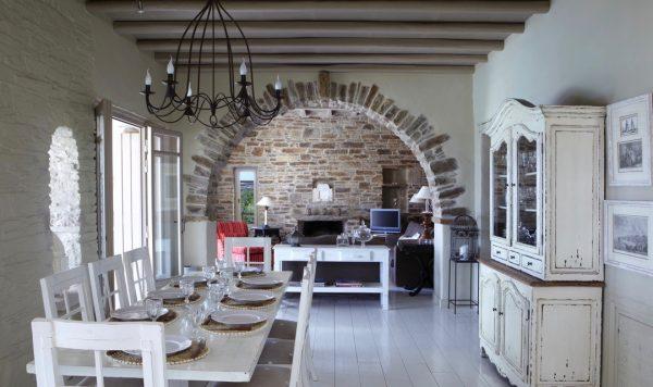 Villa Myra- Cyclades - Tinos, Grèce  Location Vacances, Onoliving