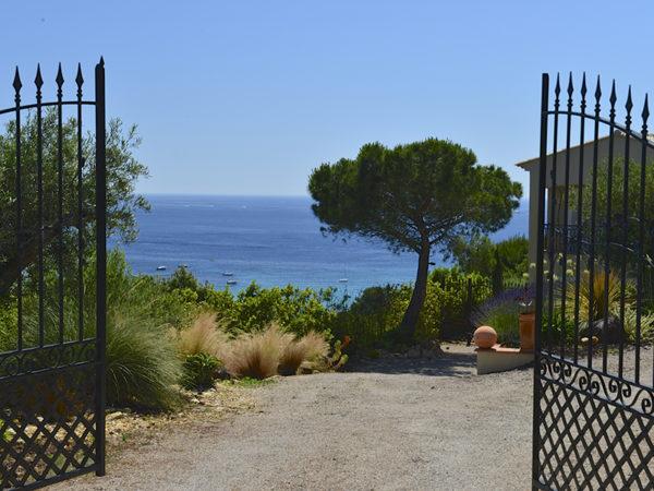 Location de maison, L'Escalette, Onoliving, France, Côte d'Azur - Ramatuelle