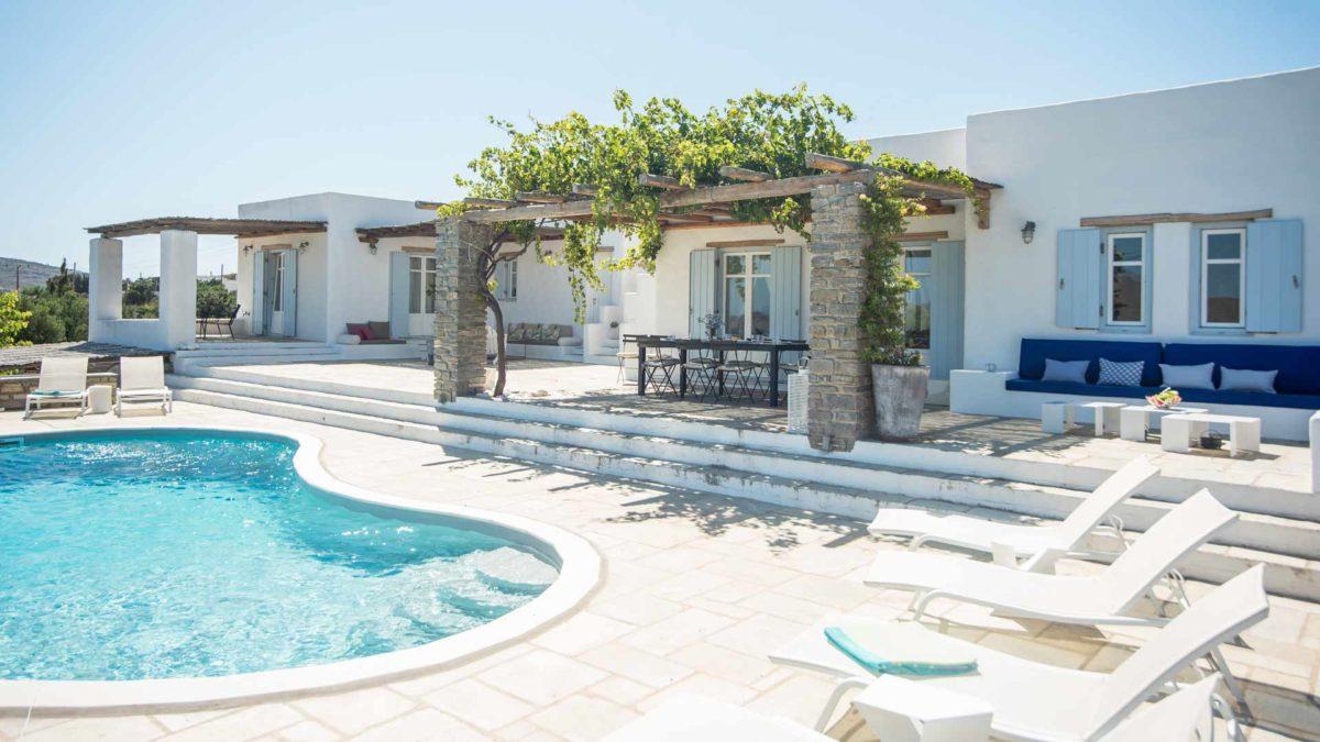 Location de Maison de Vacances, Villa 9412, Onoliving, Grèce, Cyclades - Paros
