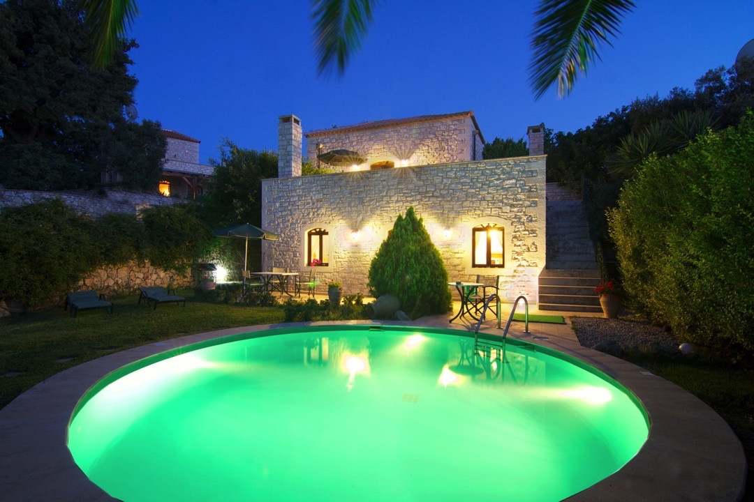 Location de maison de vacances, Villa CRET04, Onoliving, Grèce, Crète - Rethymnon