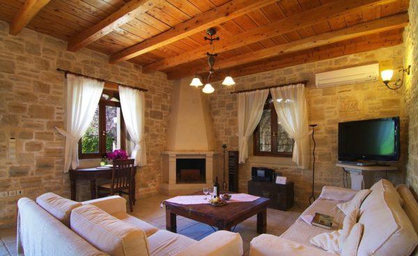 Location de maison de vacances, Villa CRET05, Onoliving, Grèce, Crète - Rethymnon