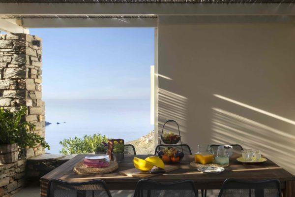 Location de maison, Villa Ilonna, Onoliving, Grèce, Cyclades - Kéa