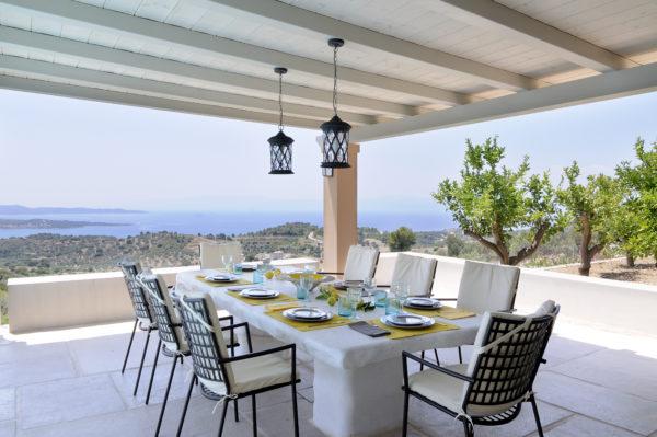 Location de maison de vacances, Villa PELO01, Onoliving, Grèce, Péloponnèse - Porto Heli
