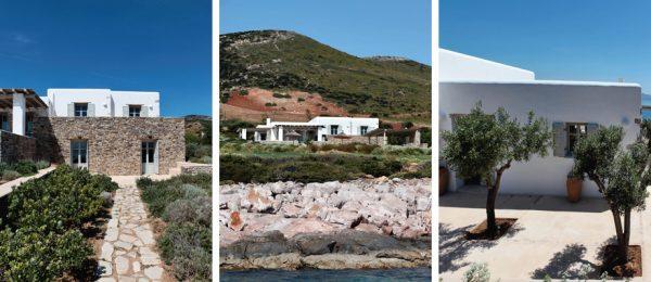 Location de maison, Acanthus, Grèce, Cyclades - Antiparos