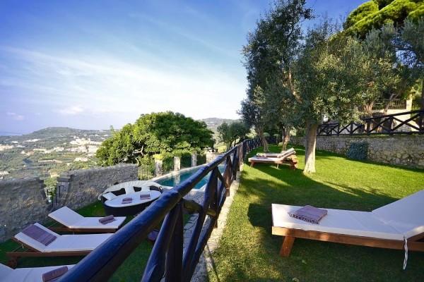 Location de maison, Villa La Terrasse, Italie, Campanie - Côte Sorrentine