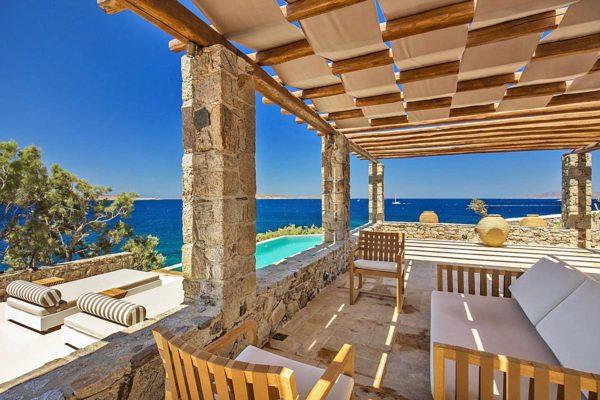 Location de maison de vacances, Villa 134, Onoliving, Grèce, Cyclades - Mykonos