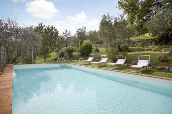 Location de Maison de Vacances - Casa Fiora - Onoliving - Italie - Toscane - Lucca
