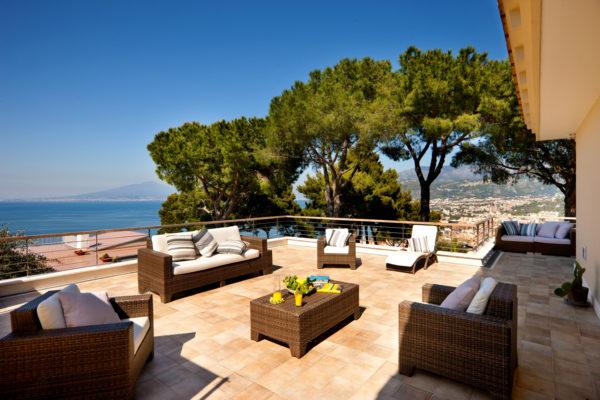 Location Maison de Vacances - Exquise - Onoliving - Italie - Campanie - Côte Sorrentine