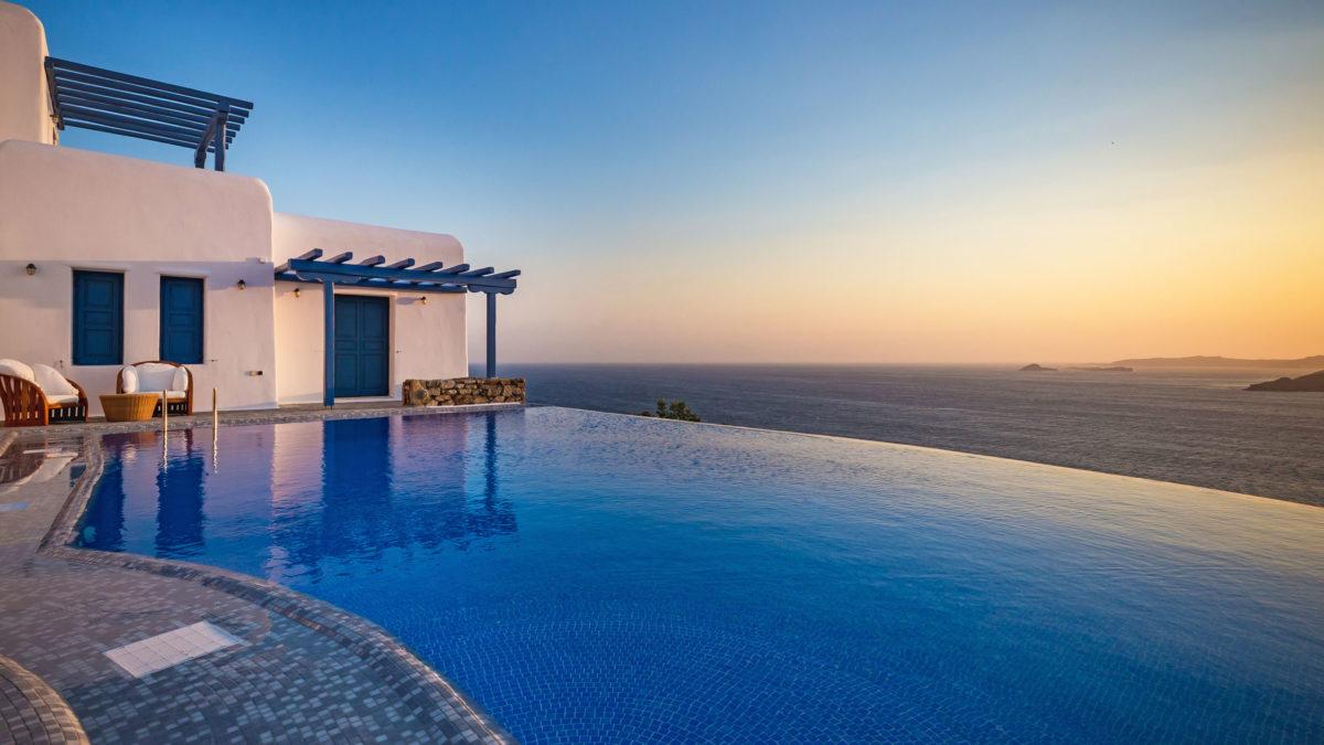 Location de maison de vacances, Villa 9198, Onoliving, Grèce, Cyclades - Mykonos