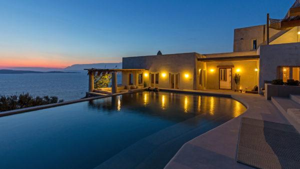 Location de maison, Silence Nest Onoliving, Grèce, Cyclades - Mykonos