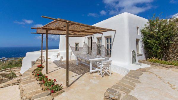 Location de maison vacances, The Eagle's Nest Onoliving, Cyclades, Mykonos