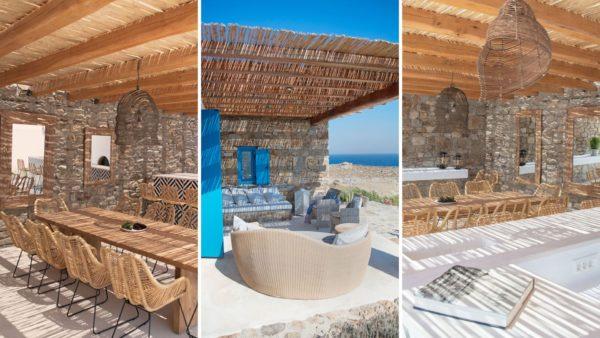 Location de maison de vacances, Villa 9153, Onoliving, Grèce, Cyclades - Mykonos
