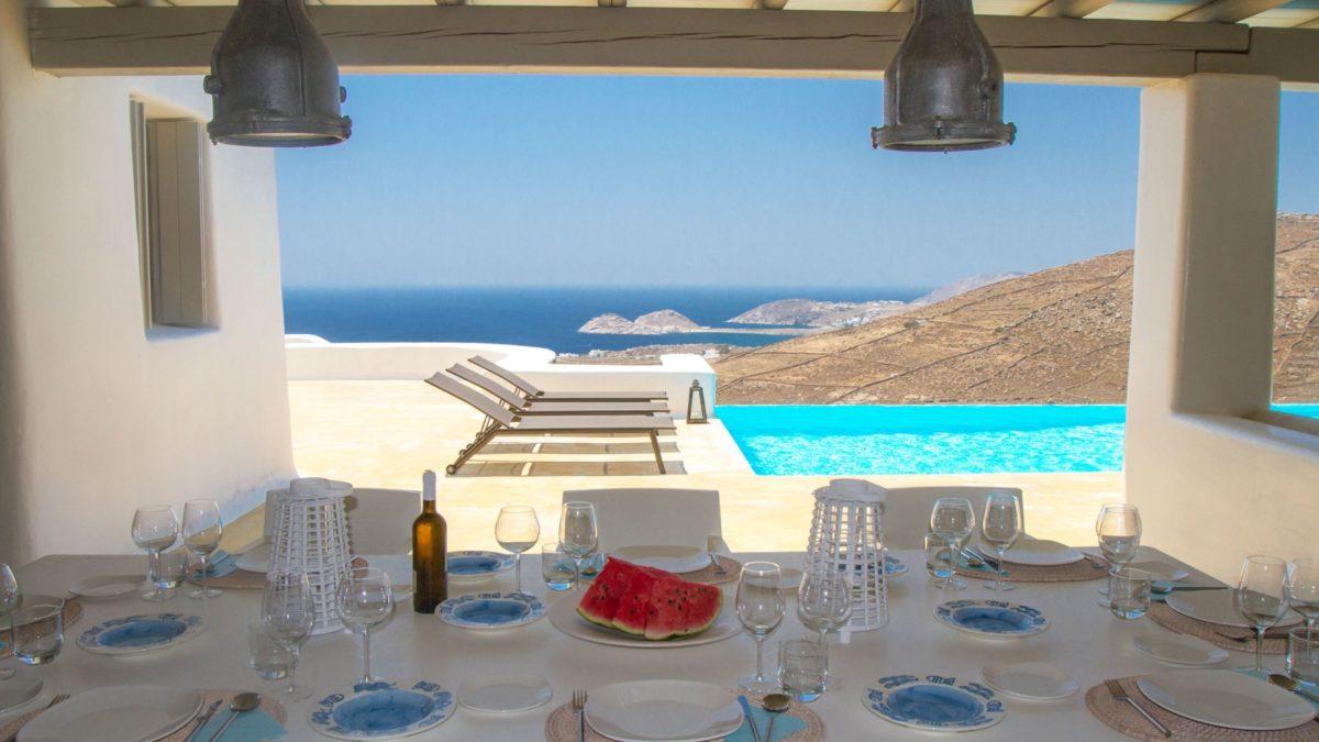 Location de maison de vacances, Villa 9304, Onoliving, Grèce, Cyclades - Mykonos