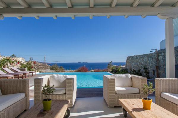 Location de maison de vacances, Villa 9493, Onoliving, Grèce, Cyclades - Mykonos