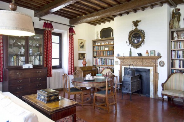 Location de maison, Villa Acquerella, Italie, Toscane - Chianti