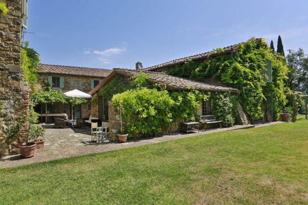 Location de Maison de Vacances - Villa Lorian - Onoliving - Italie, Toscane - Montalcino