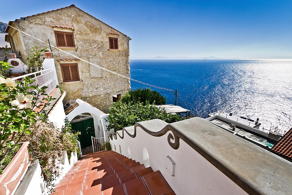 Location de maison, Villa Lucille, Italie, Campanie - Praiano