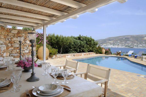 Location de maison de vacances, Villa PAROS048 Onoliving, Grèce, Cyclades - Paros