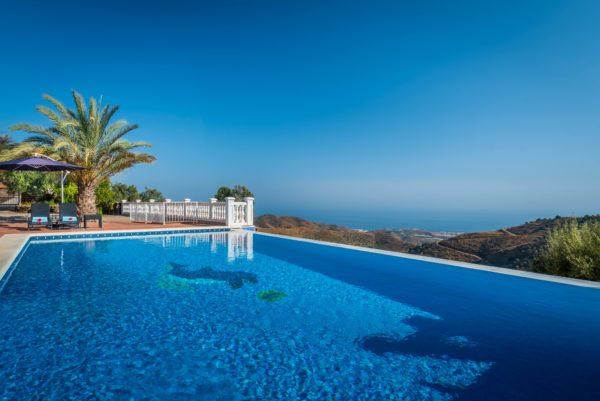Location de maison de vacances, Villa DELSOL13, Onoliving, Espagne, Costa del Sol - Sayalonga