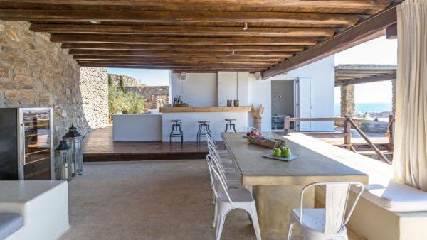 Location de maison, Xavier Onoliving, Grèce, Cyclades - Mykonos
