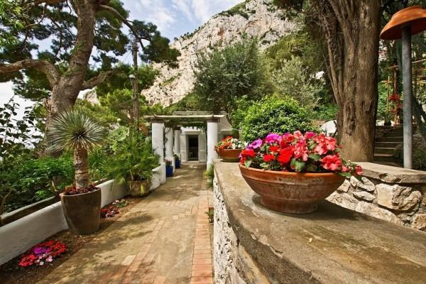 Location de maison, Villa Lovila, Onoliving, Italie, Campanie - Île de Capri