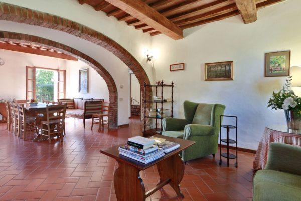 Location Maison de Vacances - La Capanna - Onoliving - Toscane - Pise - Italie