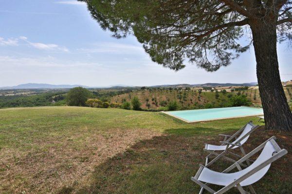 Location de Maison de Vacances - Villa des 2 Chênes - Onoliving - Italie - Toscane - Maremme