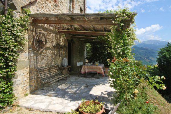 Location de Maison de Vacances - Gran Burrone - Onoliving - Italie - Toscane - Lucca