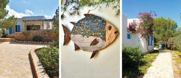 Location de maison, Casa Ordinga, Espagne, Baléares - Formentera