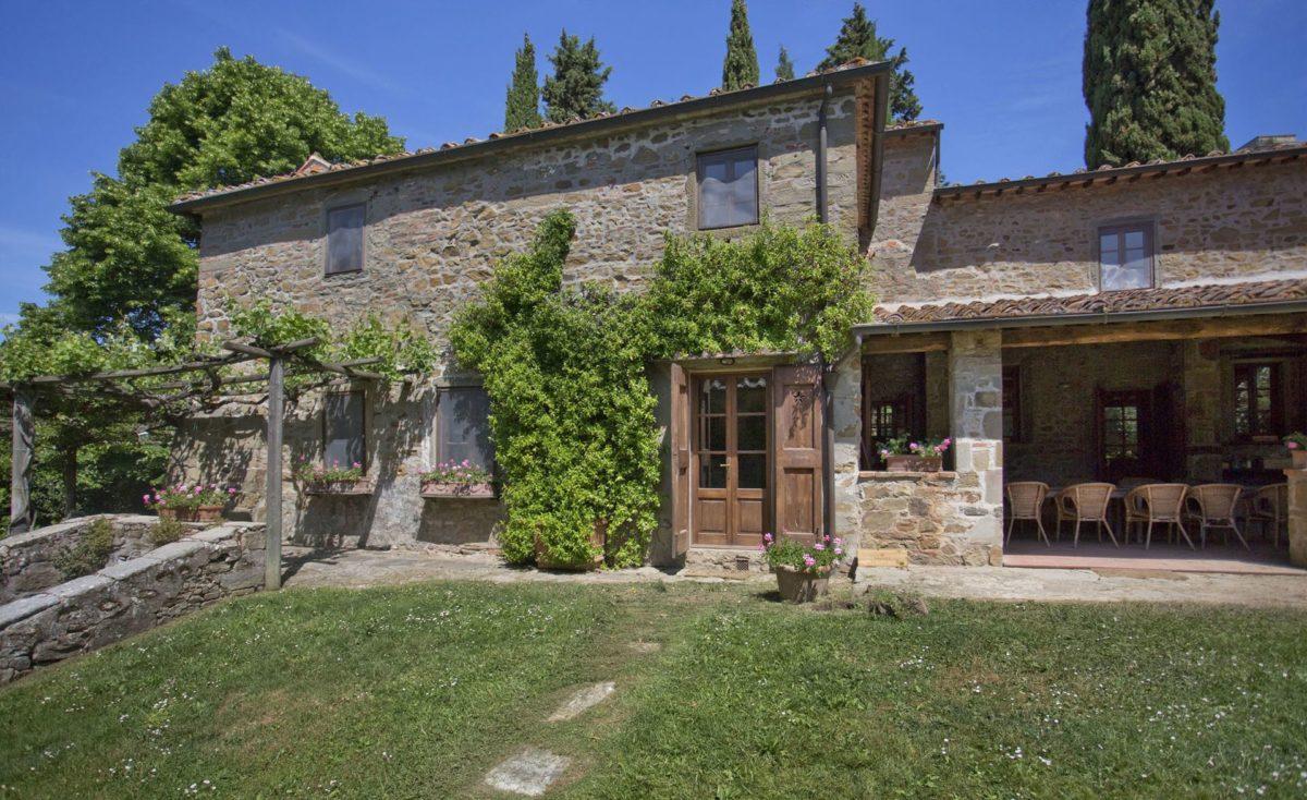 Location Maison de vacances - Pozza di Volpaia - Onoliving - Italie - Toscane - Chianti