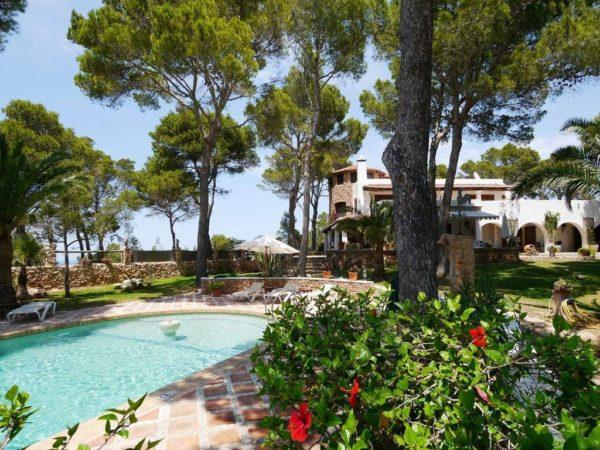 Location de maison de vacances, Villa IBI63, Onoliving, Espagne, Baléares - Ibiza