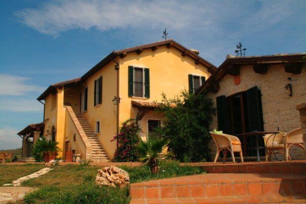 Location Maison de Vacances - Villa Pandrone - Onoliving - Italie - Les Marches - San Benedetto del Tronto