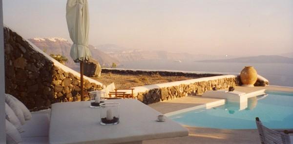 Location de maison, Spiti Arkadios, Grèce, Cyclades - Santorin