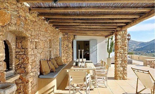 Location de maison de vacances, Villa PAROS50, Onoliving, Grèce, Cyclades - Paros
