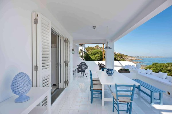 Location Maison de Vacances, Blue Villa, Onoliving, Italie, Sicile - Syracuse