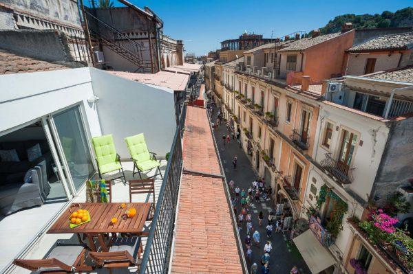 Location Maison de Vacances - Tarma Suite - Onoliving - Italie - Sicile - Taormine