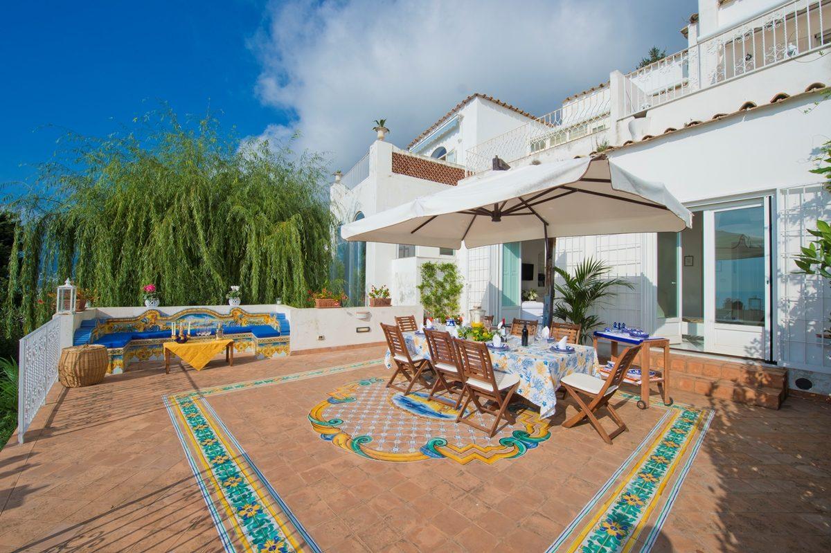 Location de maison-Villa Mina-Onoliving-Italie-Campanie-Praiano