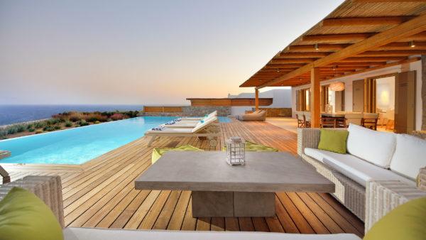 Location de maison de vacances, Villa 9594, Onoliving, Grèce, Cyclades - Mykonos