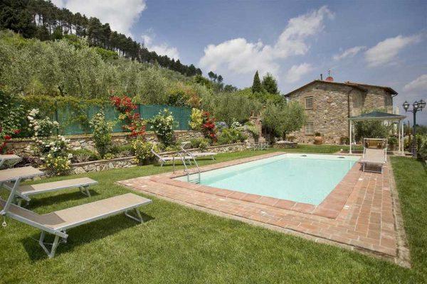 Location de maison, Nel Guasto, Italie, Toscane - Lucca